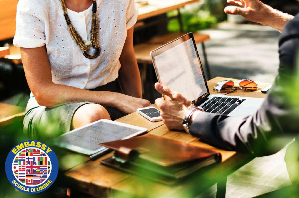 Affrontare un colloquio di lavoro in lingua straniera? Facile.
