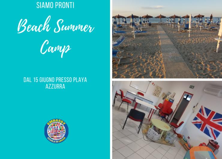 Beach Summer Camp